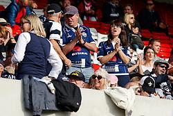 - Mandatory byline: Rogan Thomson/JMP - 07966 386802 - 04/10/2015 - RUGBY UNION - Ashton Gate Stadium - Bristol, England - Bristol Rugby v Rotherham Titans - Greene King IPA Championship.