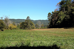 08 October 2016:   Great Smokey Mountains National Park landscape scenic view of the Smoky Mountain National Park from the Foothills Parkway west of Townsend, TN