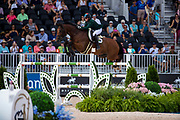 Lisa Williams - Campbell<br /> FEI World Equestrian Games Tryon 2018<br /> © DigiShots