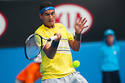The 2013 Australian Open - a Grand Slam Tournament - is the opening event of the tennis calendar annually. The Open is held each January in Melbourne, Australia.