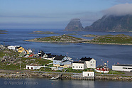 07: NORTH CAPE GJESVAER VILLAGE