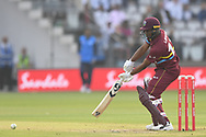 Evin Lewis of West Indiesduring the International Twenty/20 match at Lord's, London<br /> Picture by Simon Dael/Focus Images Ltd 07866 555979<br /> 31/05/2018