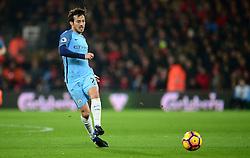 David Silva of Manchester City - Mandatory by-line: Alex James/JMP - 13/02/2017 - FOOTBALL - Vitality Stadium - Bournemouth, England - Bournemouth v Manchester City - Premier League