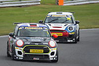 #1 David GRADY MINI JCW  during MINI Challenge - JCW  as part of the BRDC British F3/GT Championship Meeting at Oulton Park, Little Budworth, Cheshire, United Kingdom. April 17 2017. World Copyright Peter Taylor/PSP.