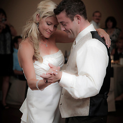 The wedding of Adam Resseger and Kelly Lewis