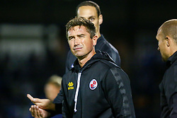 Crawley Town manager Harry Kewell - Mandatory by-line: Ryan Hiscott/JMP - 14/08/2018 - FOOTBALL - Memorial Stadium - Bristol, England - Bristol Rovers v Crawley Town - Carabao Cup