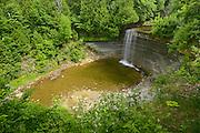 Bridal Veil Falls<br /> Kagawang on Manitoulin Island<br /> Ontario<br /> Canada