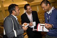 Rajan Shah (President & Managing Director, PHENOMENON Entertainment and Marketing), [center]