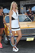 Nike NYC Street Tennis Event