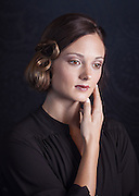 hair style photography for Globe Hair salon in Down Town Las Vegas