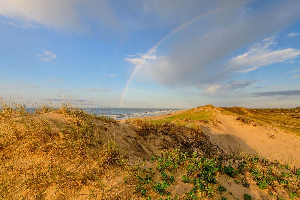 Rainbow, Hither Hills State Park, Montauk, NY