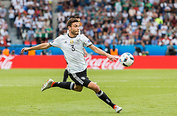 21.06.2016, Parc de Princes, Paris, FRA, UEFA Euro 2016, Nordirland vs Deutschland, Gruppe C, im Bild Jonas Hector (GER) // X during Group C match between Nothern Ireland and Germany of the UEFA EURO 2016 France at the Parc de Princes in Paris, France on 2016/06/21. EXPA Pictures © 2016, PhotoCredit: EXPA/ JFK