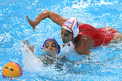02.09.2010., Zagreb, CRO, LEN European Championship, Water Polo, Woman, Spain vs Hungary, im Bild Pilar Pena. EXPA Pictures © 2010, PhotoCredit: EXPA/ nph/ Marko Prpic +++++ ATTENTION - OUT OF GERAMANY / GER +++++
