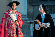 Henry V - The New Generation Festival 2018 is inspired by the first ever Corsini festival of 1680. Over 300 years later, the Palazzo Corsini and Gardens welcome you to this year's Renaissance Masque featuring opera, theatre and music to rival the greatest carnivals of the Renaissance. Guy Bell, 07771 786236, guy@gbphotos.com
