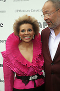 14 June 2010- Harlem, New York- l to r: Leslie Uggams and Richard Parsons at The Apollo Theater's 2010 Spring Benefit and Awards Ceremony hosted by Jamie Foxx inducting Aretha Frankilin and Michael Jackson, and honoring Jennifer Lopez and Marc Anthony co- sponsored by Moet et Chandon which was held at the Apollo Theater on June 14, 2010 in Harlem, NYC. Photo Credit: Terrence Jennngs/Sipa
