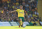 Norwich City's Harrison Reed during the EFL Sky Bet Championship match between Norwich City and Hull City at Carrow Road, Norwich, England on 14 October 2017. Photo by John Marsh.