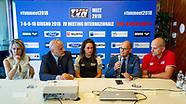 2018 Roma IV International Meeting Tiro a Volo Nuoto