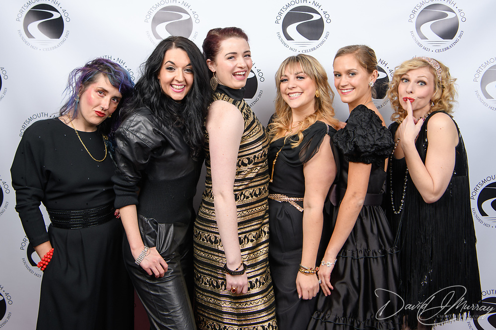 Taken at the 2019 Fashion Fusion Event at 3S Artspace in Portsmouth NH