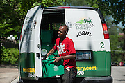 Green B.E.A.N. Delivery, photographed Wednesday, May 15, 2013 in Louisville, Ky. (Photo by Brian Bohannon)