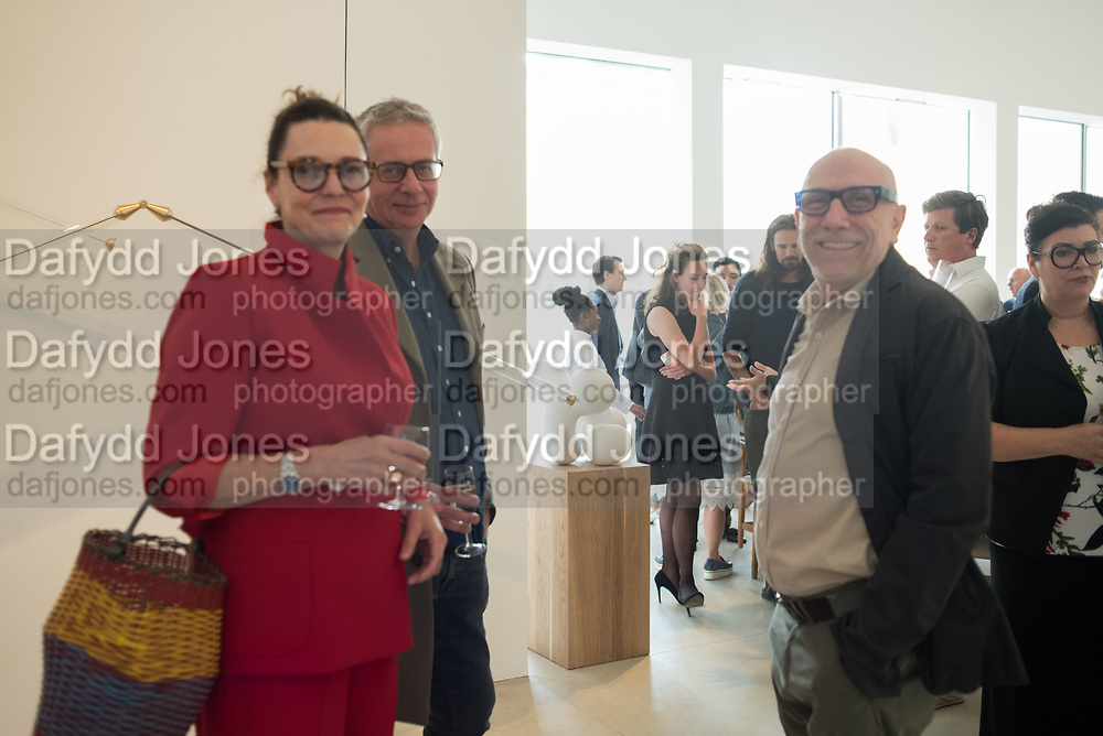 CHARLOTTE PHILLIPS; PATRICK FORBES; BRIAN CLARKE, Mollie Dent-Brocklehurst and Mark Davy host an evening in celebration of Future/Pace. London SW6, May 22 2018