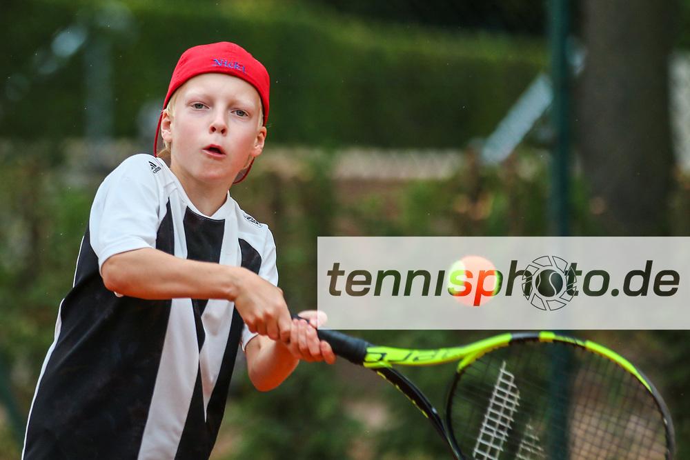 Nick Unsinn,(LTTC Rot Weiß), LTTC Rot Weiß Kids Cup - Masters, Berlin, 04.09.2016, Foto: Claudio Gaertner