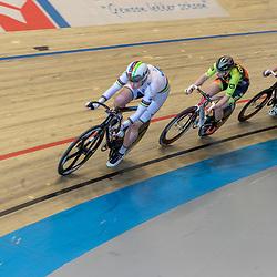 22-12-2019: Wielrennen: NK Baan Omnium: Apeldoorn <br />Kirsten WIld, Marjolijn van t Geloof