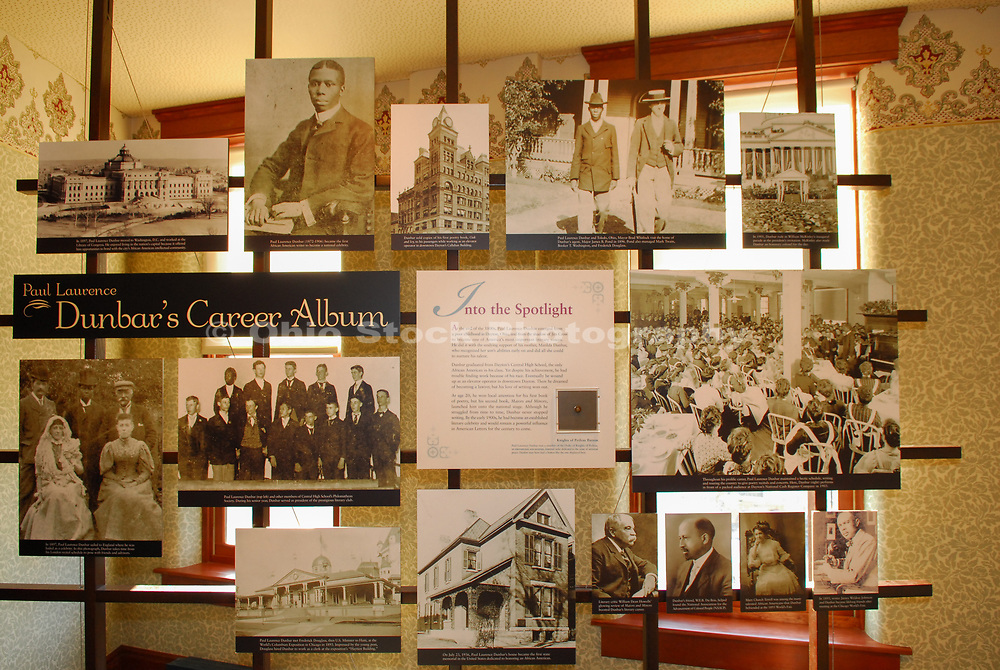 Photos of Aviation Trail Visitors Center and Museum in Dayton, Ohio.