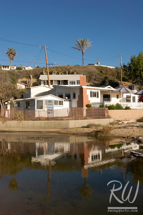 Crystal Cove Cottages Historic District, Crystal Cove State Park, California