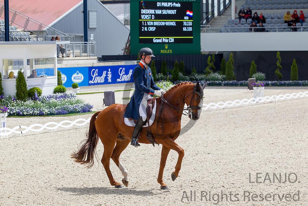 Diederik van Silfhout - Vorst D<br /> World Equestrian Festival, CHIO Aachen 2015<br /> &copy; DigiShots