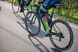 Annemiek van Vleuten Orica-AIS - 2016 Omloop het Nieuwsblad - Elite Women, a 124km road race from Vlaams Wielercentrum Eddy Merckx to Ghent on February 27, 2016 in East Flanders, Belgium.