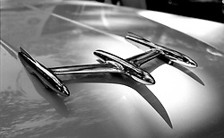 Oldsmobile Rocket 88 hood ornament
