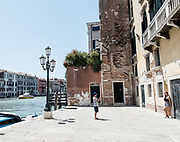 Venice, picture by the Canal Grande