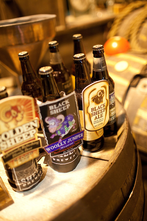 The Black Sheep Brewery in North Yorkshire