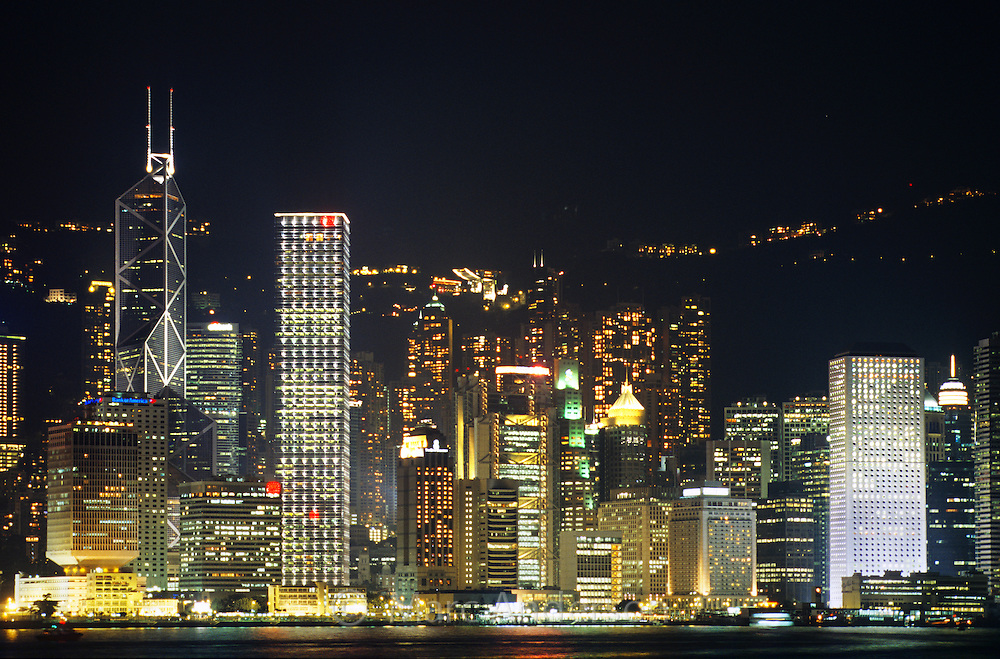 how to get from hkg to hong kong island