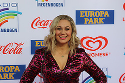 12.04.2019, Europa Park, Rust, GER, Radio Regenbogen Award 2019, im Bild Laudatorin Ruth Moschner // during the Radio Rainbow Award at the Europa Park in Rust, Germany on 2019/04/12. EXPA Pictures © 2019, PhotoCredit: EXPA/ Eibner-Pressefoto/ Hahne<br /> <br /> *****ATTENTION - OUT of GER*****