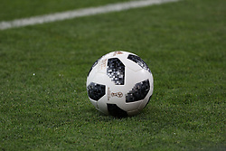 June 15, 2018 - Sochi, Russia - June 15, 2018, Russia, Sochi, FIFA World Cup, First round, Group B, Portugal vs Spain at Fisch Stadium. ball; soccer ball; balls; balls; (Credit Image: © Russian Look via ZUMA Wire)