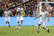 Manchester United Midfielder Henrikh Mkhitaryan during the International Champions Cup match between Barcelona and Manchester United at FedEx Field, Landover, United States on 26 July 2017.
