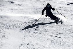 February 23, 2019 - Sestriere, Torino, Italia - Foto LaPresse - Marco Alpozzi.23 Febbraio 2019 Sestriere, Italia .Sport.EA7 Emporio Armani Sportour Winter Edition .Nella foto: Sciatori a Sestriere ..Photo LaPresse - Marco Alpozzi.February 23, 2019 Sestriere, Italy.sport.EA7 Emporio Armani Sportour Winter Edition .In the pic: Skiers (Credit Image: © Marco Alpozzi/Lapresse via ZUMA Press)