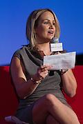 Jenn Brown, Moderator, Leveling the Playing Field panel