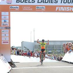 03-09-2017: Wielrennen: Boels Ladies Tour: Sittard: Janneke Ensing: winnares etappe