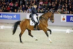Van Olst Anne (DEN) - Exquis Clearwater<br /> CDI-W 's Hertogenbosch 2008<br /> Photo © Hippo Foto