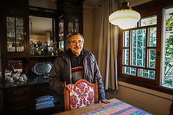 João Gilberto. FOTO: Marcos Nagelstein/Agência Preview