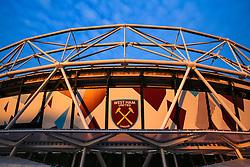 A general view of The London Stadium, home to West Ham United - Mandatory by-line: Robbie Stephenson/JMP - 31/10/2018 - FOOTBALL - London Stadium - London, England - West Ham United v Tottenham Hotspur - Carabao Cup