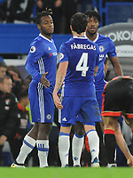Football - 2016 / 2017 Premier League - Chelsea vs. AFC Bournemouth<br /> <br /> Michy Batshuayi of Chelsea who came on as a substitute for only 5 seconds at Stamford Bridge.<br /> <br /> COLORSPORT/ANDREW COWIE