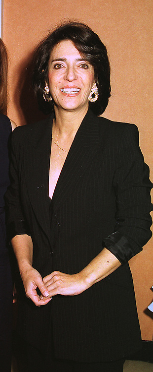 Socialite MISS KOKOLY FALLAH, at a reception in London on 28th October 1998.MLH 10