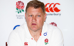 Neal Hatley (scrum specialist)of England - Mandatory by-line: Steve Haag/JMP - 05/06/2018 - RUGBY - Kashmir Restaurant - Durban, South Africa - England Rugby Press Conference, South Africa Tour