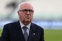 Carlo Tavecchio presidente della federazione italiana Giuoco Calcio