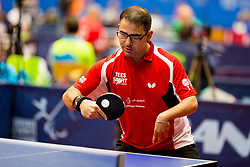 KARABARDAK Paul Arif during day 1 of 15th EPINT tournament - European Table Tennis Championships for the Disabled 2017, at Arena Tri Lilije, Lasko, Slovenia, on September 28, 2017. Photo by Ziga Zupan / Sportida
