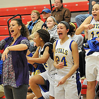 2.28.2013 Lake Ridge Academy vs East Canton Girls Varsity Basketball