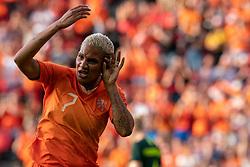 01-06-2019 NED: Netherlands - Australia, Eindhoven<br /> <br /> Friendly match in Philips stadion Eindhoven. Netherlands win 3-0 / Shanice van de Sanden #7 of The Netherlands